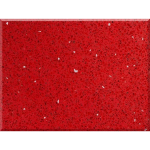 Vicostone® Quartz Surfaces - Sparkling Red - BC186 Quartz Surfacing