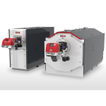Riello Boilers - Commercial Boilers RTC - Dual Fuel Condensing Boilers