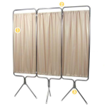 Cube Care Company - 3, 4 & 5 Aluminum Panels Folding Screens