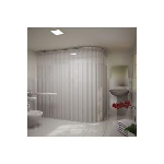 Cube Care Company - Shower Shield Curtain