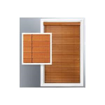 Cube Care Company - GRABER Faux Wood Blinds
