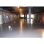 TUFFLEX Polymers - Resinous Seamless Flooring, Seeded - Polymer Flooring Solutions