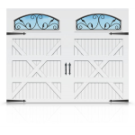 Richards-Wilcox - Briarcrest Series Sectional Garage Door