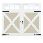 Richards-Wilcox - Echo Ridge Series Sectional Garage Door