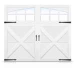 Richards-Wilcox - Echo Ridge XL Series Sectional Garage Door