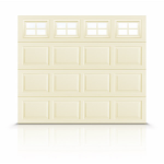 Richards-Wilcox - Family Safe Classic Sectional Garage Door