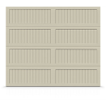 Richards-Wilcox - Family Safe Premium Sectional Garage Door