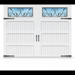 Richards-Wilcox - Grandview Series Sectional Garage Door