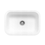 Relang International, LLC - Single Large Bowl Sink - DLD125