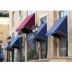 Eide Structures, Division of Eide Industries, Inc. - Engineered Awnings