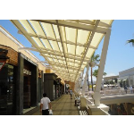 Eide Structures, Division of Eide Industries, Inc. - Entrance Canopies