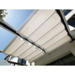 Retractable Structures Division of Eide Industries, Inc. - Slide On Track Fabric Shades