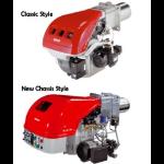 Riello Burners - Riello RLS 70-100-130-190 - Commercial Dual Fuel