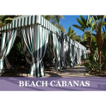 Resort Cabanas Division of Eide Industries, Inc. - Beach Cabanas