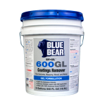V-SEAL Concrete Sealers - Soy Gel - Blue Bear 600GL Coatings Remover for Concrete