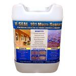 V-SEAL Concrete Sealers - V-Seal 101 Multi-Surface Reactive Penetrating Sealer