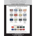 V-SEAL Concrete Sealers - Industra-Coat Paint Chips (1 pound)