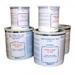 V-SEAL Concrete Sealers - Industra-Coat 3137 MUV (100% Solids Epoxy Binder, Good UV Resistance)