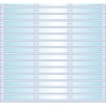 Dynamic Closures Corporation - Lift-Ready Rolling Security Grilles - Lift Ready Pristine (Polycarbonate)
