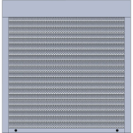 Dynamic Closures Corporation - Mini Roll Up Shutters - EX59-P