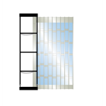 Dynamic Closures Corporation - EZ Series Security Grilles - EZ 12 CS