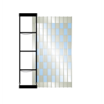 Dynamic Closures Corporation - EZ Series Security Grilles - EZ AG CS