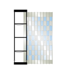 Dynamic Closures Corporation - EZ Series Security Grilles - EZ AG PC