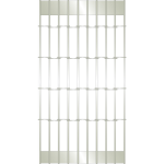 Dynamic Closures Corporation - Slim Line Series Security Grilles - SL 154