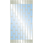 Dynamic Closures Corporation - Slim Line Series Security Grilles - SL 525 CS