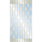 Dynamic Closures Corporation - Slim Line Series Security Grilles - SL AG PC