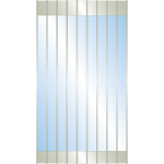 Dynamic Closures Corporation - Slim Line Series Security Grilles - SL Prestige