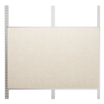 Platinum Visual Systems - Modular Trim System (MTS) Fabric Tackboards
