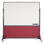 Platinum Visual Systems - Roll-Rite Room Divider Markerboards