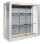 Platinum Visual Systems - Trophy and Display Case with Sliding Glass Doors (SWS)