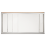 Platinum Visual Systems - Wall Mounted Horizontal Sliding Unit (WHS)