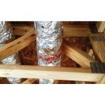 Morgan Advanced Materials - Dryer Venting - FireMaster® DryerWrap