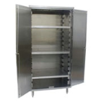 Eagle Group - Flat Top - Vertical Storage Cabinets