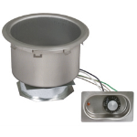 Eagle Group - 11-Quart Drop-In Style Round Warmers
