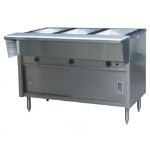 Eagle Group - Sliding Doors, Stationary - Spec-Master® Electric Hot Food Tables, Enclosed Base