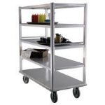 Eagle Group - Aluminum Banquet Carts (Queen Mary) - Panco