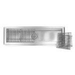 Eagle Group - Stainless Steel Grating - Floor Troughs