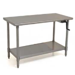 Eagle Group - Adjustable Height Tables with Flat Top