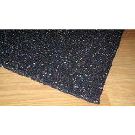 Keene Building Products - QQ Step Soft™ - Recycled Rubber Mat For Sound Isolation