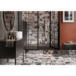 Landmark Ceramics - Collections - Porcelain Tile - DECO WORLD FLORENTINE