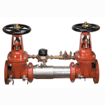 Watts - C300, C300N - Stainless Steel Double Check Detector Assemblies with Tri-Link Check Valves