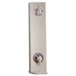 Watts - 450-900 - HydroPanel II Shower System with Biltmore 900 Pressure Balancing Valve