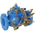 Watts - LFF114-8, LFF1114-8 - Rate-of-Flow Control Valve with Pressure Sustaining