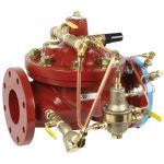 Watts - LFM114-1, LFM1114-1 - Rate-of-Flow Control Valve with Solenoid (On-Off)