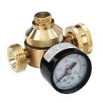 Watts - LFH560 - Mini Brass Water Pressure Regulators with Hose Connections