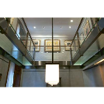 Glass Flooring Systems - Glass Terraces and Catwalks / Bridges